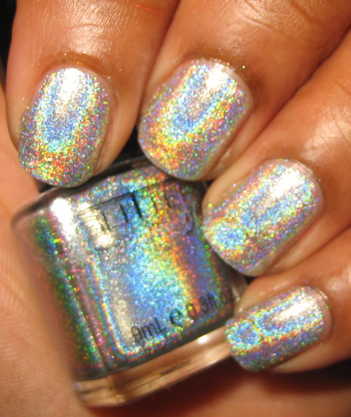 Glitter Gal | Colour Coated